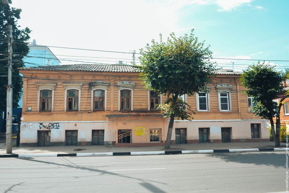 Улица, Маяковского, 107