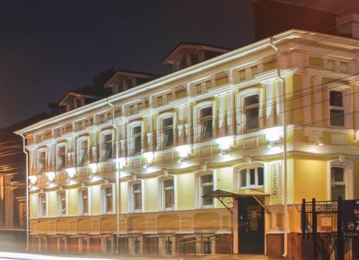 Улица Радищева 43 Рязань