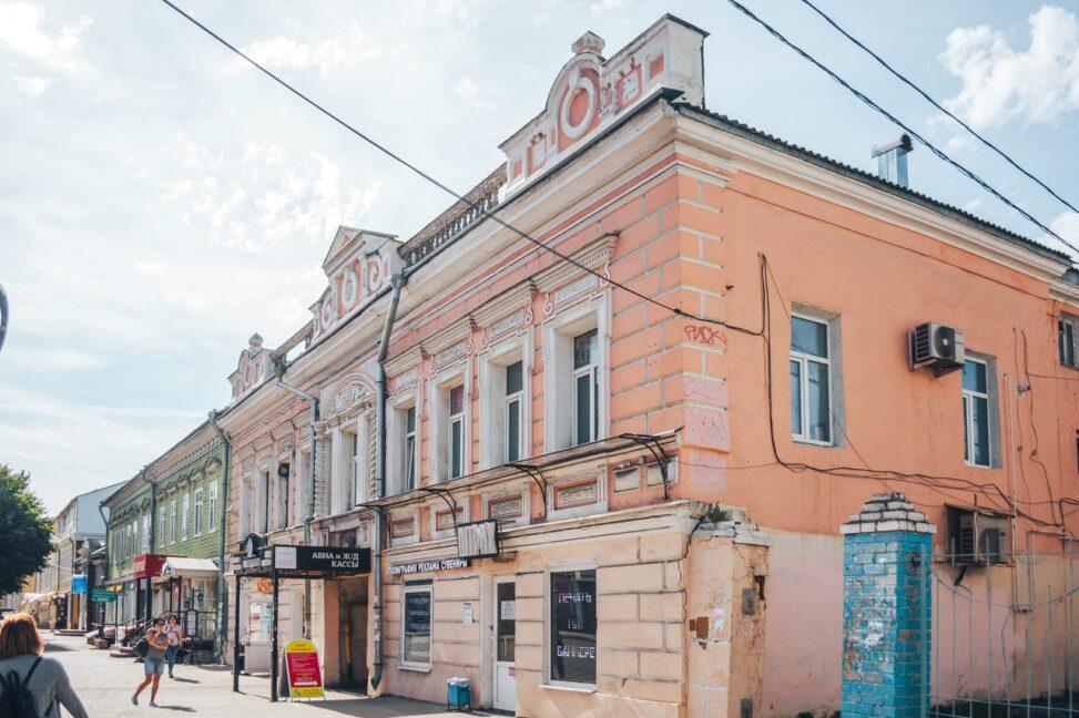 улица соборная 46 рязань