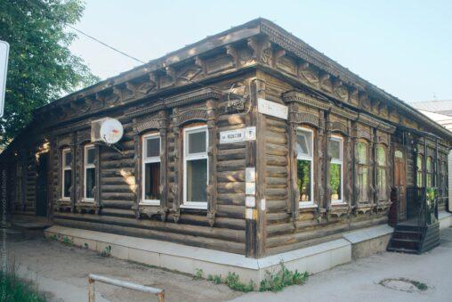 Яхонтова 18 рязань деревянный дом