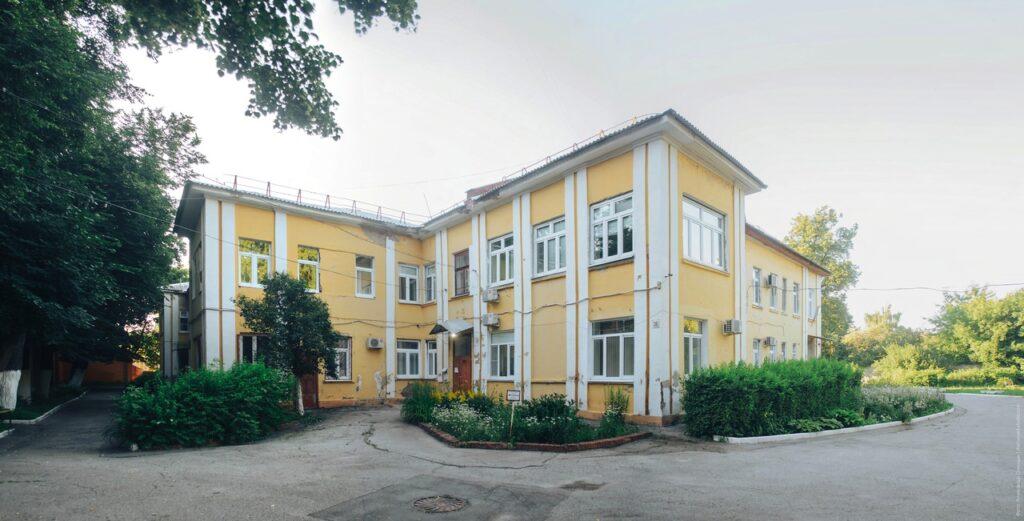 Детская инфекционная больница №9