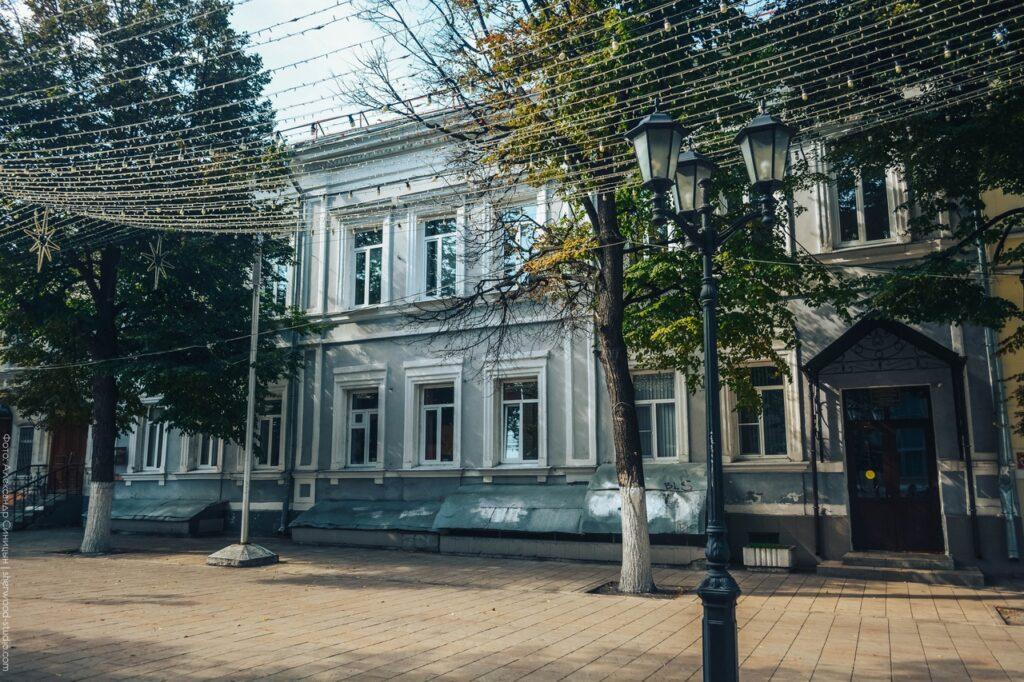 Детская художественная школа №1 рязань
