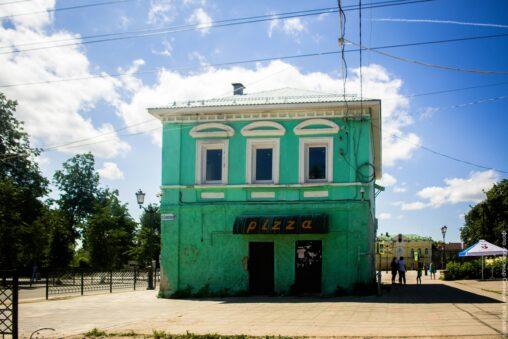улица советская 27 касимов здание история