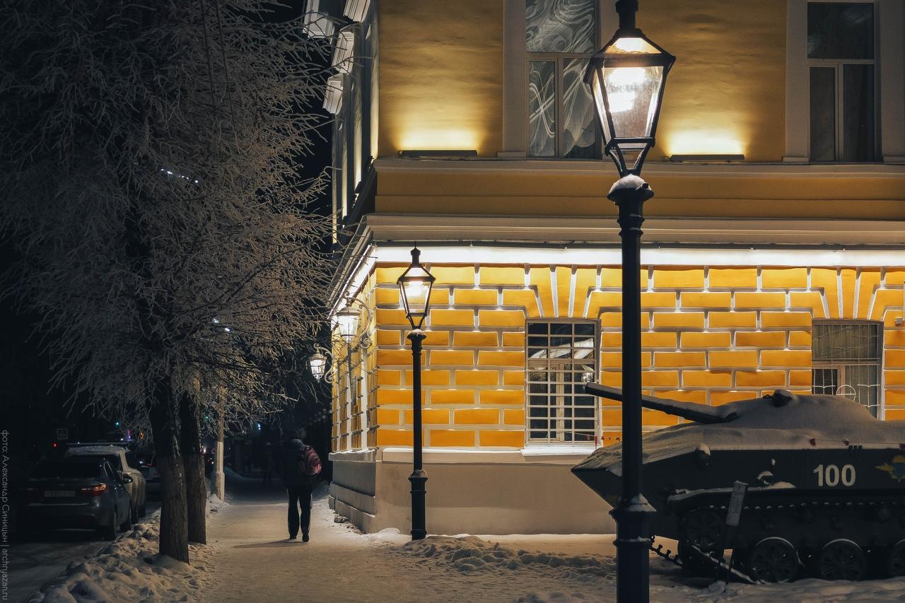 Училище ВДВ в Рязани