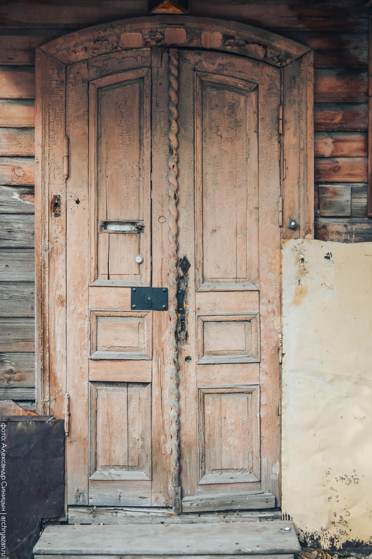 Резная дверь рязань