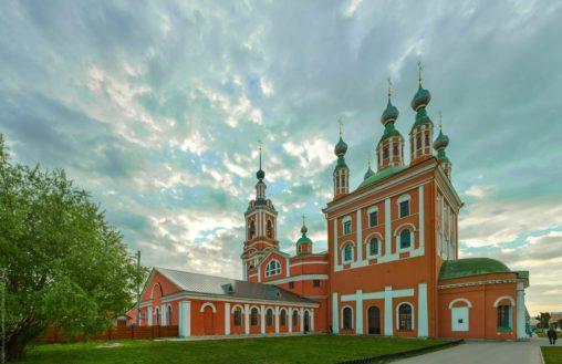Николо-Ямская церковь