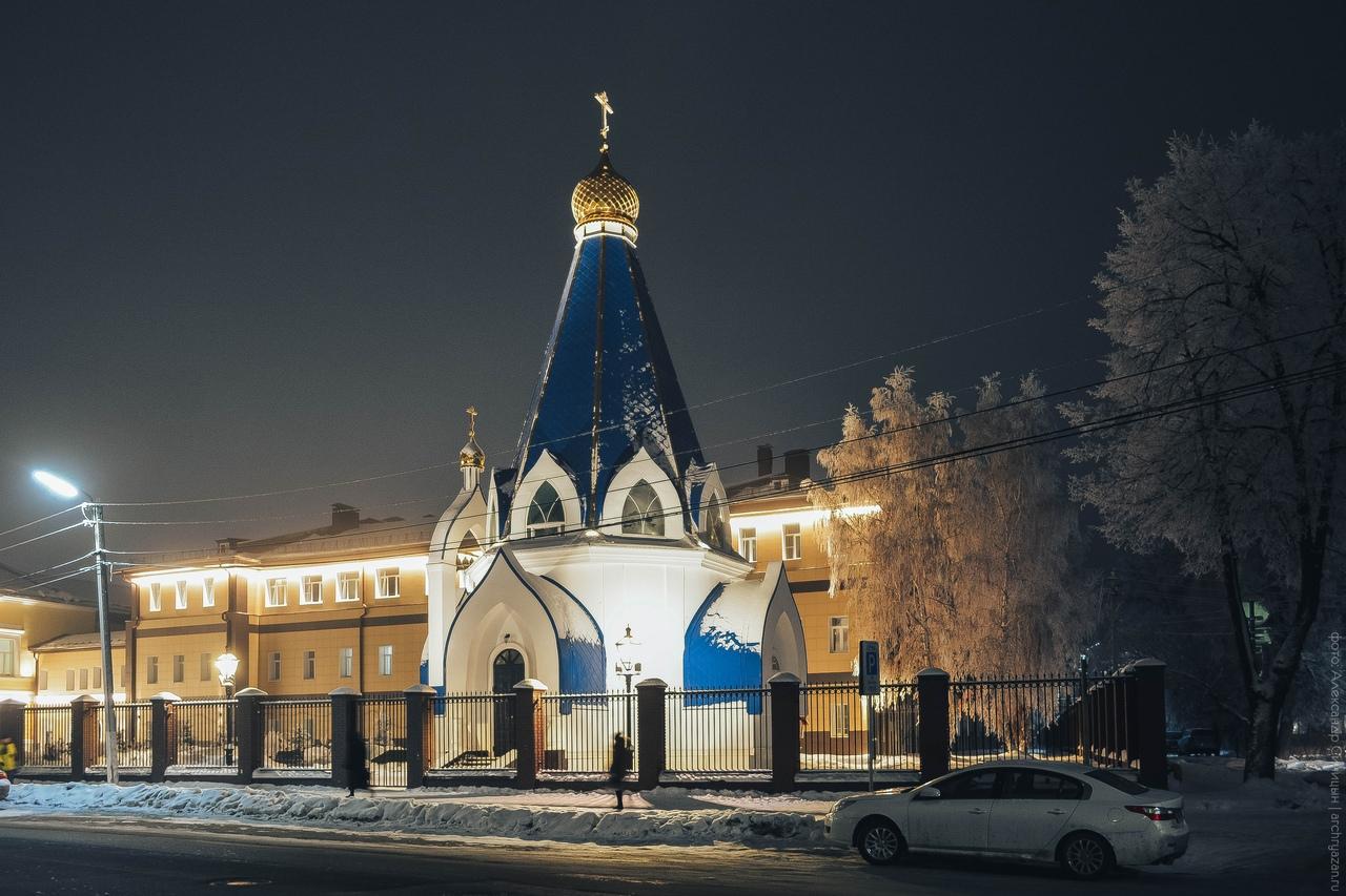 Храм училище ВДВ