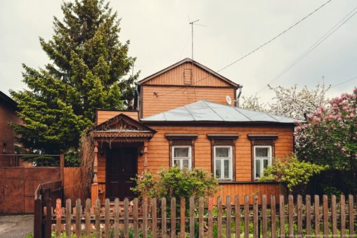 Жилой дом на Николодворянской улице