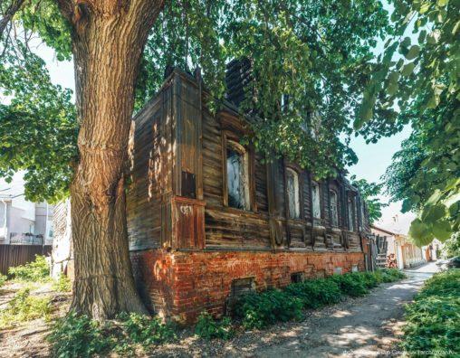 Дом священника Любомудрова