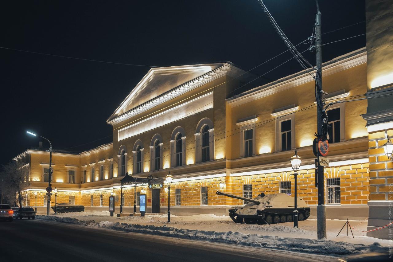 Училище ВДВ Рязань