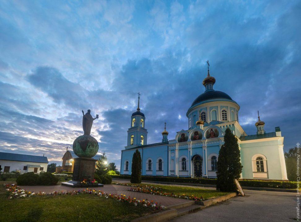 Казанская ул., 2А, район Солотча