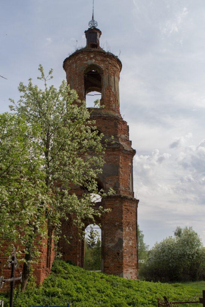 Елшино церковь