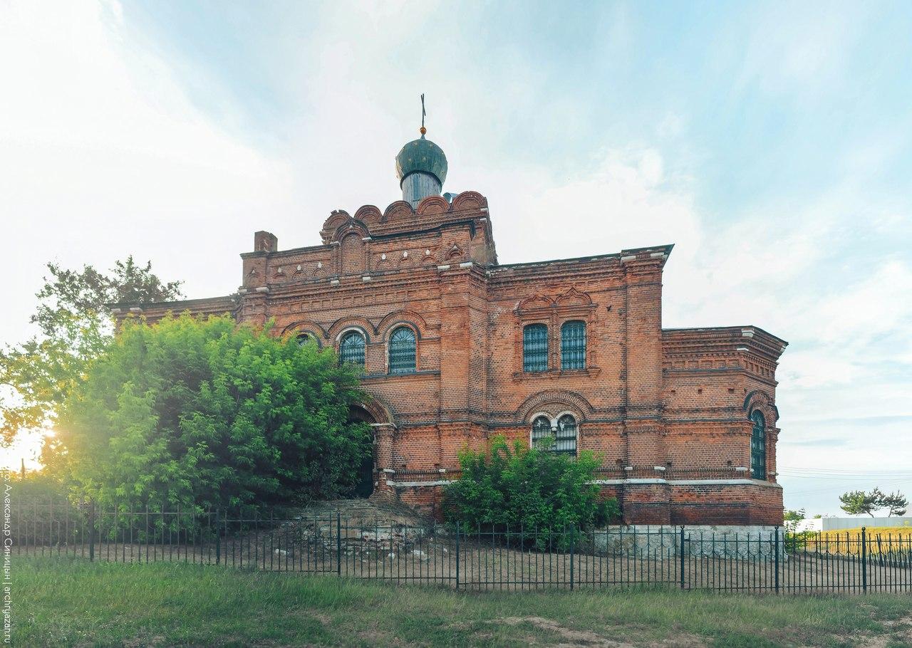 храм села Коростово