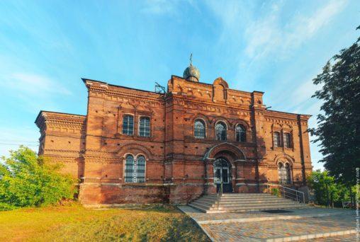 Покровский храм села Коростово