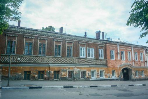 Жилой дом на Почтовой