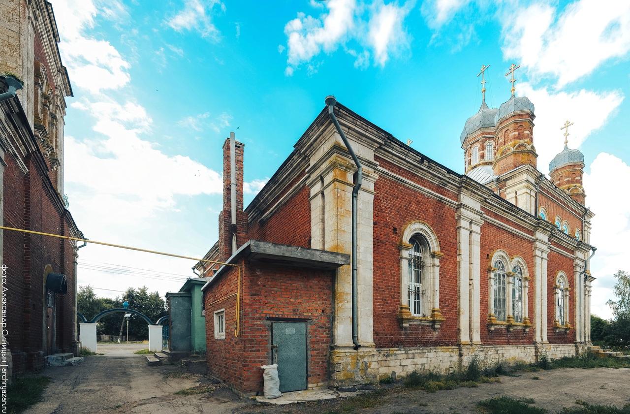 Николая Чудотворца села Стрелецкие Выселки