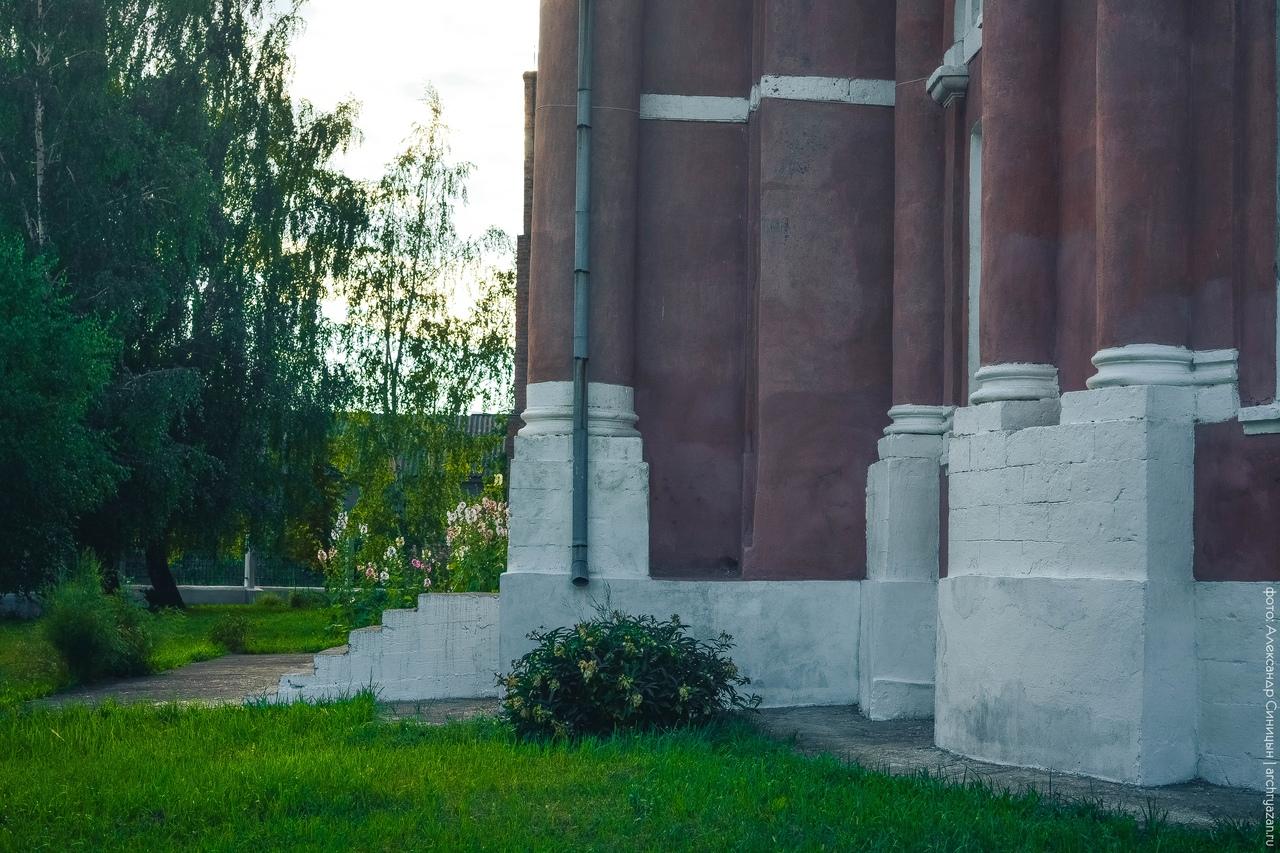 Заброшенный храм России