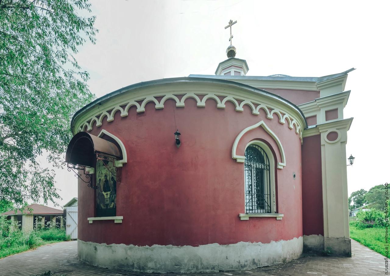 1 Храм в честь Тихвинской иконы