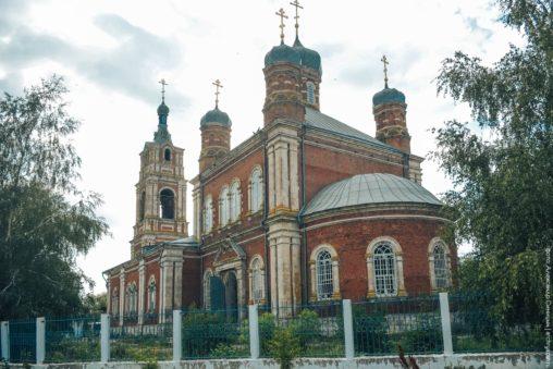 Михайловский район, Стрелецкие Выселки