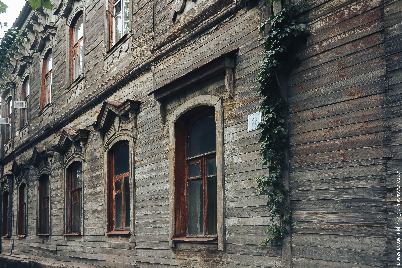 Памятник архитектуры Кудрявцева Рязань