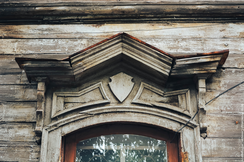 Наличники деревянные Россия Рязань