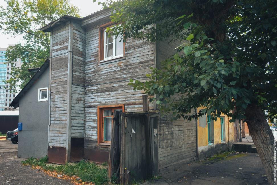 Кудрявцева история рязань архитектура