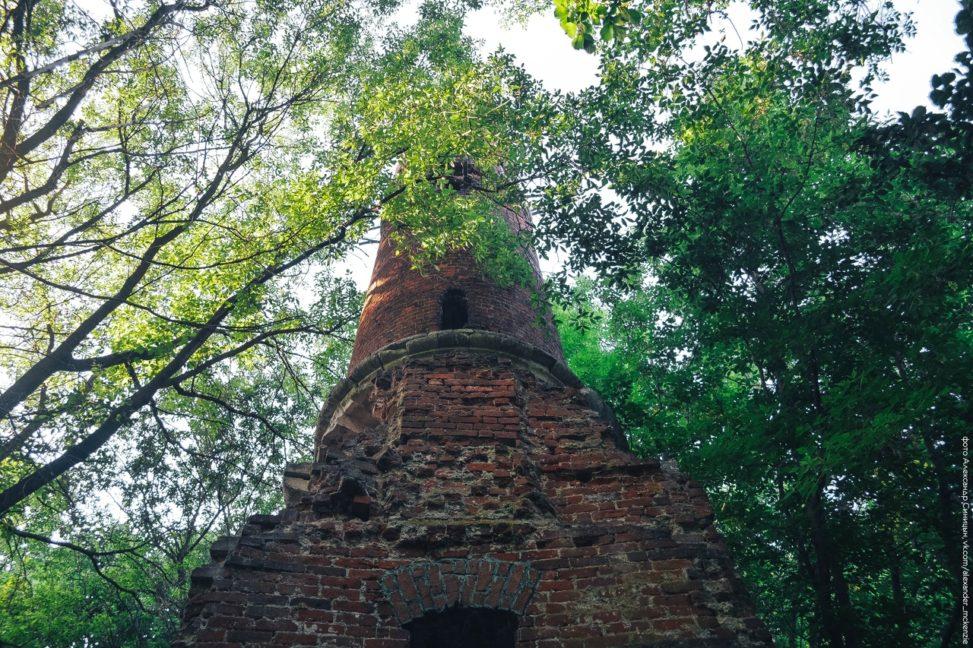 Усадьба Дивово (Городище) минарет