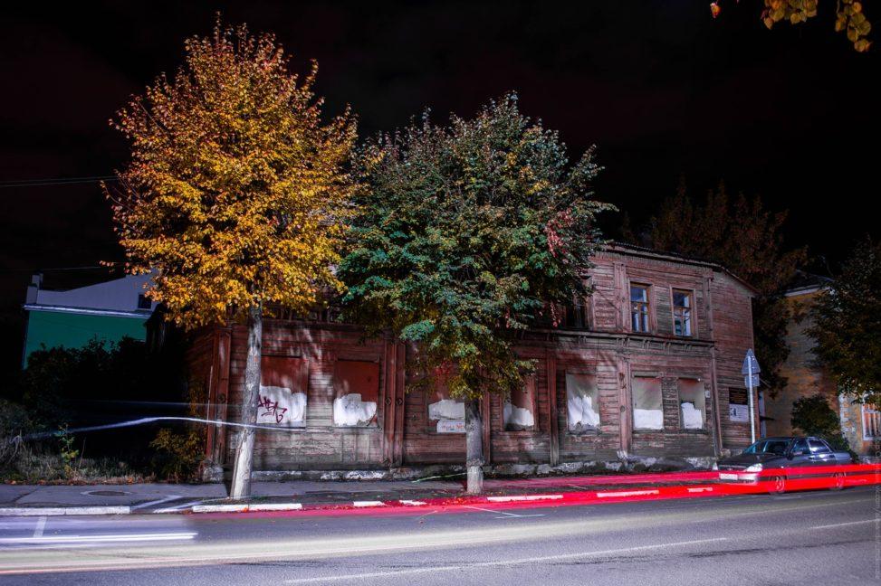 Дом Циолковского