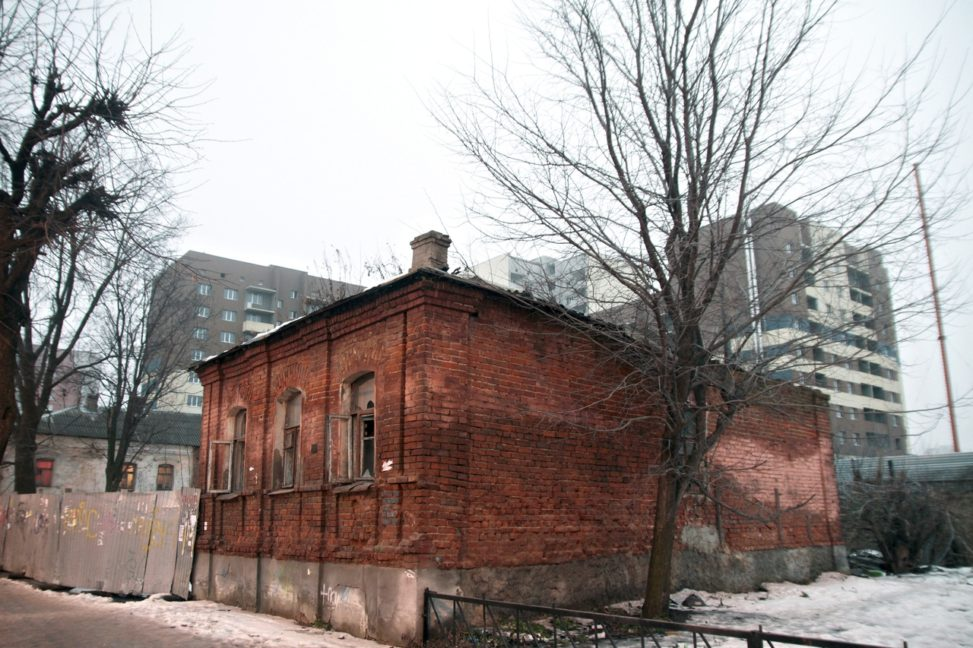 Улица Маяковского, дом 85