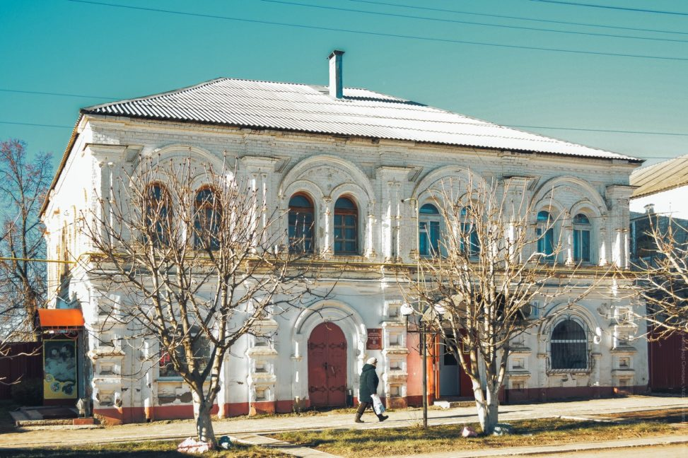 Сапожок, Рязанская область