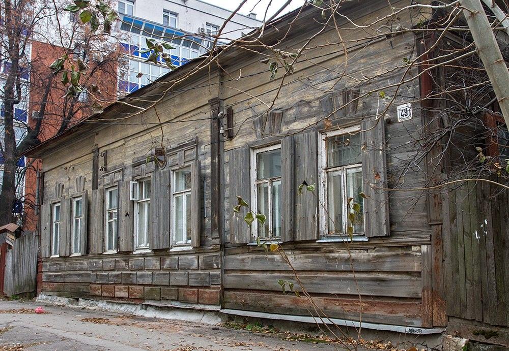 Урицкого, дом 49 Наумовой
