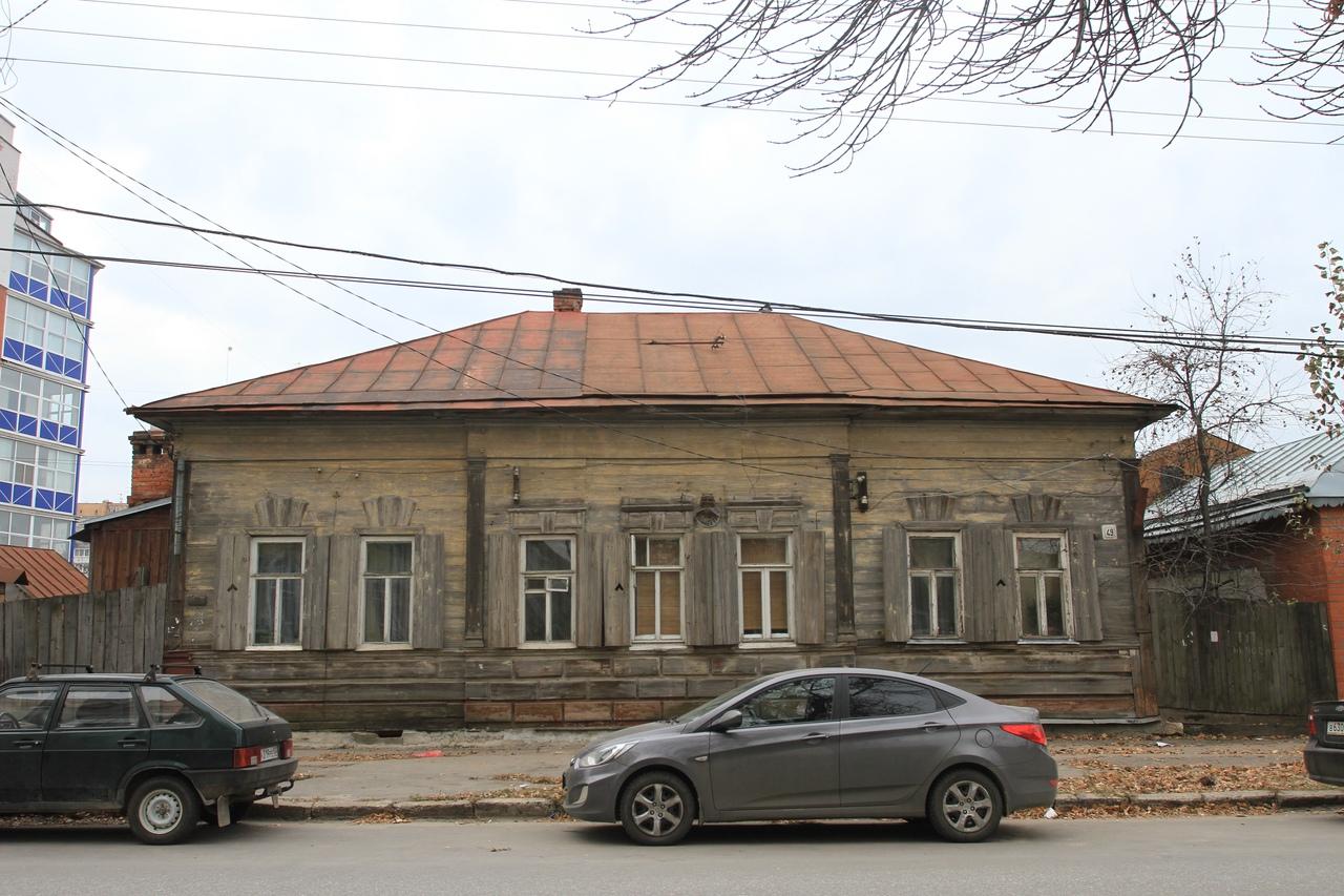 Урицкого, дом 49