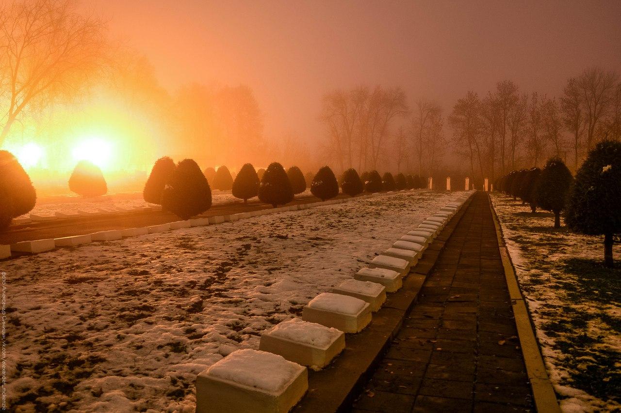 мемориал на воинском кладбище рязань