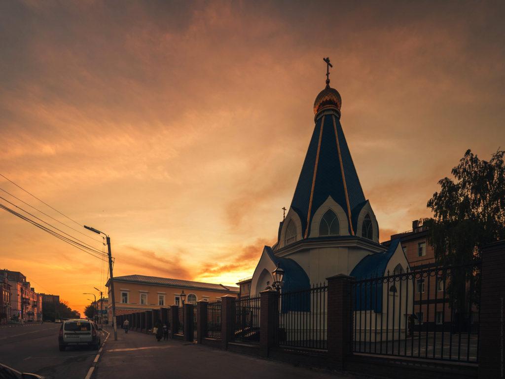 Храм-часовня Великомученика Георгия Победоносца