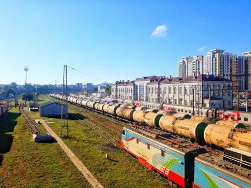 Вокзал Рязань 1