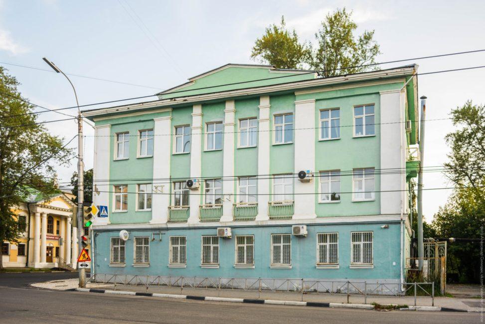 улица маяковского 43 рязань история